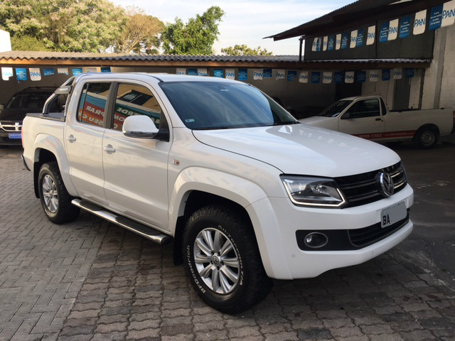 AMAROK HIGHLINE CD 2.0 TDI 4X4